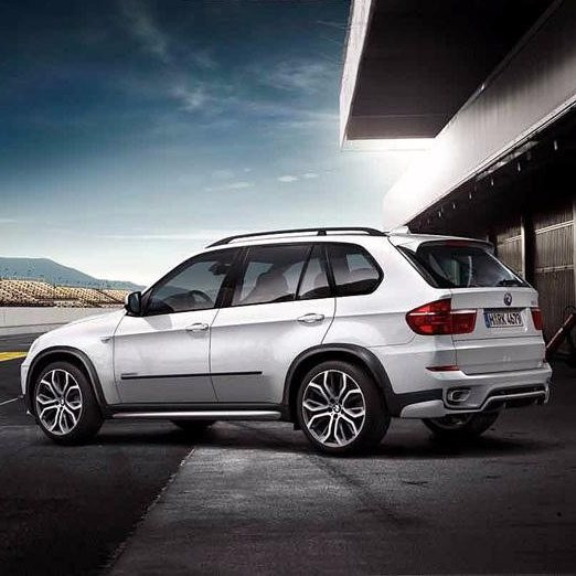 BMW Performance Aerodynamikpaket Seitenschweller X5 E70