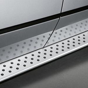 BMW Aluminium Trittbretter X5 E70