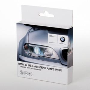 BMW Blue-Halogenlampen W5W