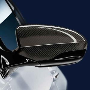 BMW M Performance Außenspiegelkappen Carbon 6er M6 F06 GC F12 F13