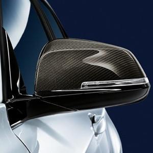 BMW M Performance Außenspiegelkappen Carbon 1er F20 F21 2er F22 F23 M2 F87 3er F30 F31 F34GT 4er F32 F33 F36  X1 E84