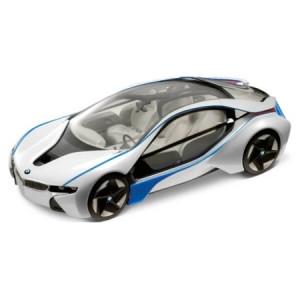 BMW Vision EfficientDynamics Free Wheel