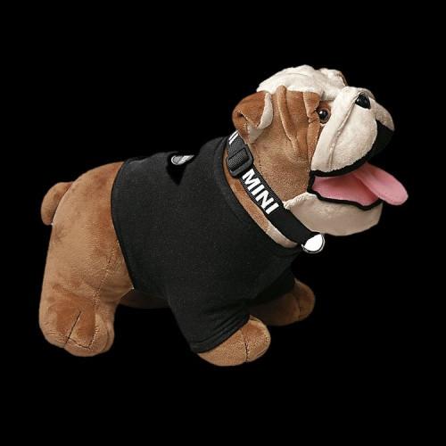 MINI Bulldog Soft Toy