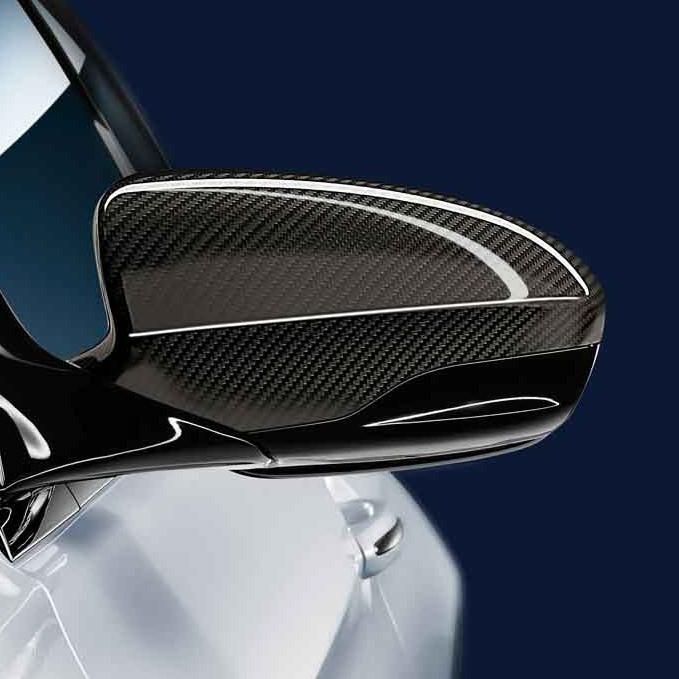 BMW M Performance Außenspiegelkappen Carbon 5er M5 F10
