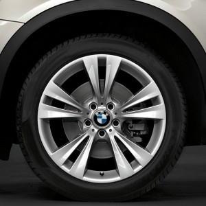 BMW Kompletträder Doppelspeiche 309 19 Zoll ohne Mischbereifung X3 F25