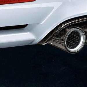 BMW M Performance Endrohrblende carbon 1er F20 F21