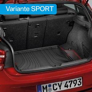 BMW Gepäckraumformmatte Variante Sport / Urban 1er F20 F21