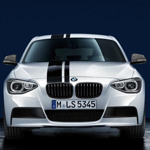 BMW M Performance Top Streifen 1er F20 F21