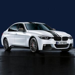 BMW M Performance Top Streifen 3er F30