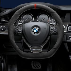 BMW M Performance Lenkrad Alcantara mit Carbonblende BMW 5er F07 F10 F11 6er F06 F12 F13 bis 07/2013