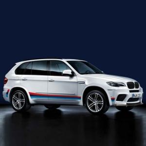 BMW M Performance Seitenstreifen X5 M E70