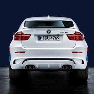 BMW Performance Heckspoiler für BMW X6