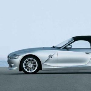 BMW Alufelge Turbinenstyling 106 8J x 17 ET 47 Silber Vorderachse / Hinterachse BMW Z4 E85