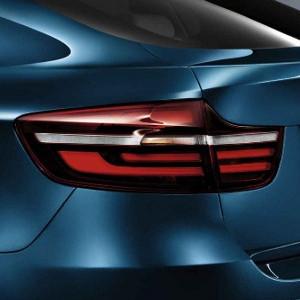 BMW M Performance Black Line Heckleuchten X6 E71