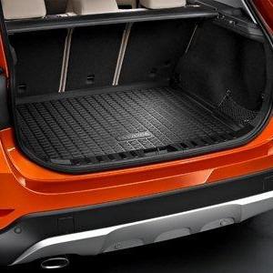 BMW Ladekanten-Schutzfolie transparent 3er E91 vor LCI 2008