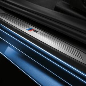 BMW M Türeinstiegsleisten vorne für 1er F20 F21, 2er F45SAT F46MPV, 3er F30 F31 F34GT, 4er F36 X1 F48