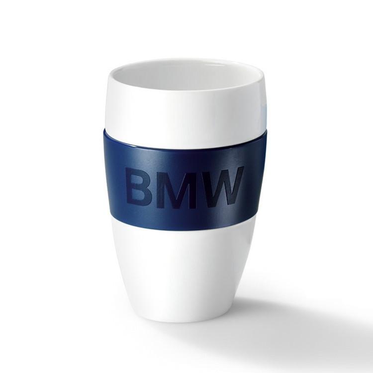 BMW Design-Tasse weiß/blau