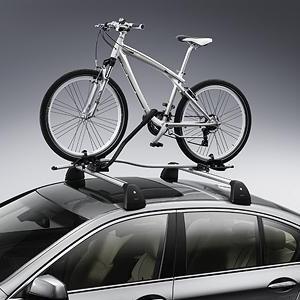BMW Tourenradhalterung, abschließbar