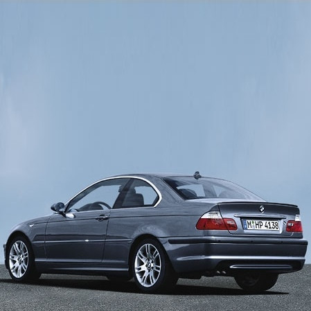 BMW M-Aerodynamikpaket 3er E46