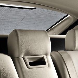 BMW Sonnenschutz Heck -Seiten- und Gepäckraumscheiben X1 E84