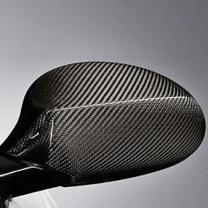 BMW Performance Außenspiegelkappe Carbon 3er E90 E91 bis Bj. 09/08