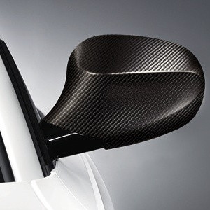 BMW Performance Außenspiegelkappen Carbon 3er E92 E93 bis Bj. 09/09