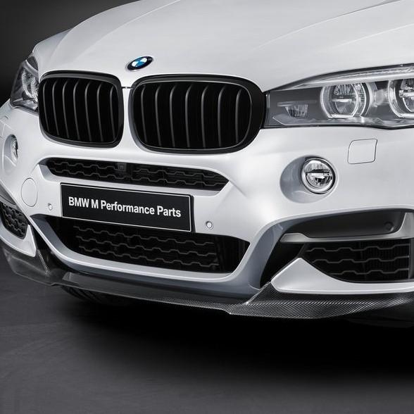 BMW M Performance Frontsplitter Carbon X6 F16