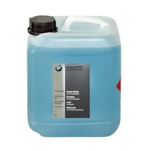 Scheibenklar ohne Frostschutz, 5 Liter