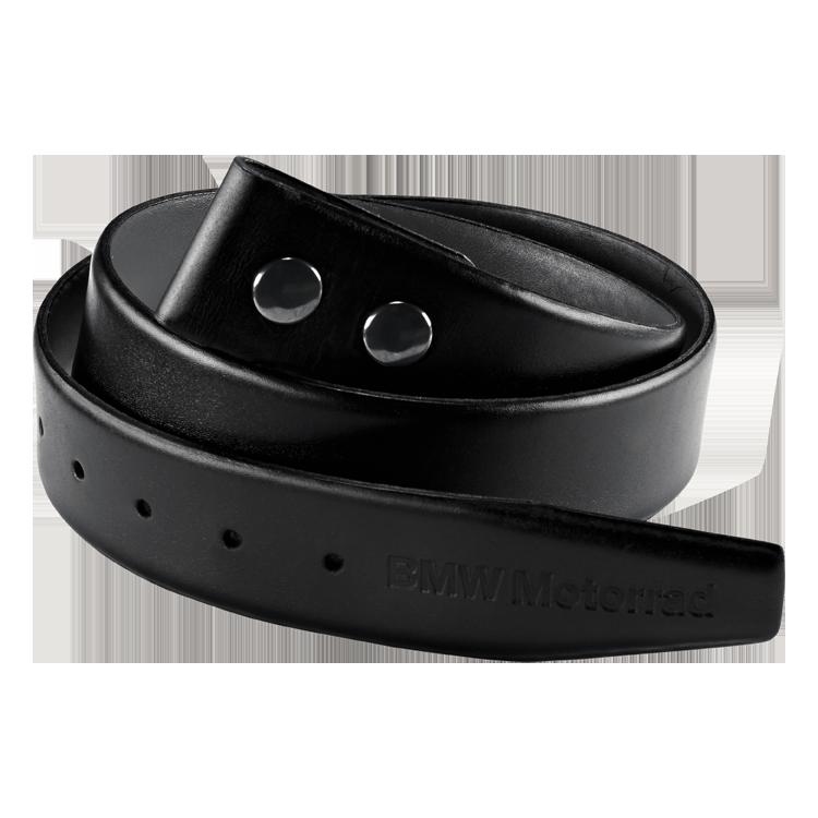 BMW Gürtelband Logo, ohne Schließe, schwarz