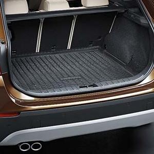 BMW Gepäckraumformmatte 5er F11