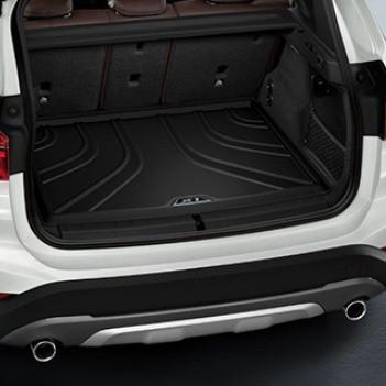 BMW Gepäckraumformmatte X1 F48 mit verschiebbarer Rückbank