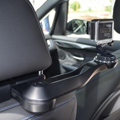 BMW Halter GoPro Kameras Travel Comfort System