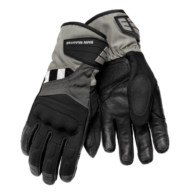 BMW Handschuh GS Dry für Herren, schwarz/anthrazit