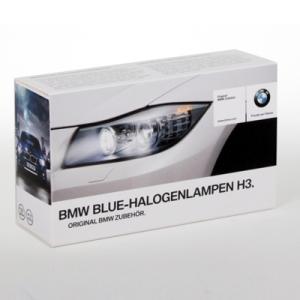 BMW Blue-Halogenlampen (H3)