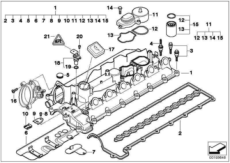 ASA-Schraube  1er 3er 5er 6er 7er X3 X5 X6  (11127803813)