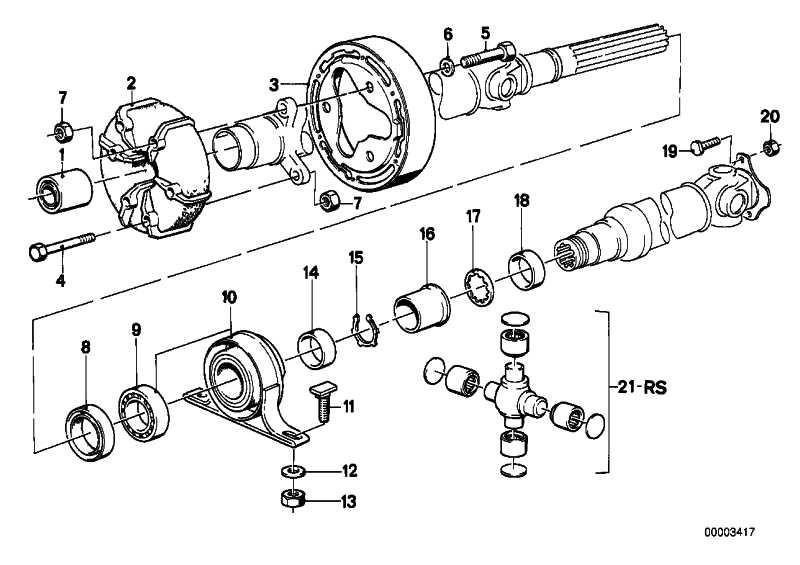 Sechskantschraube M10X54-10.9-PHR 3er 5er Z1  (26111225744)