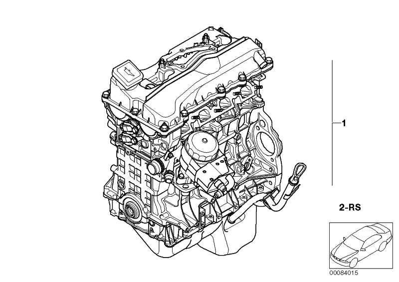 Austausch Triebwerk N43B16A         1er 3er  (11000439141)