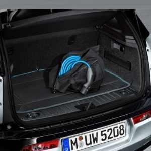 BMW i3 Kabeltasche
