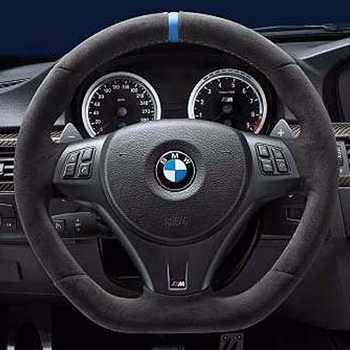 BMW M Performance Lenkrad Alcantara 1er E82 3er E90 E92 E93