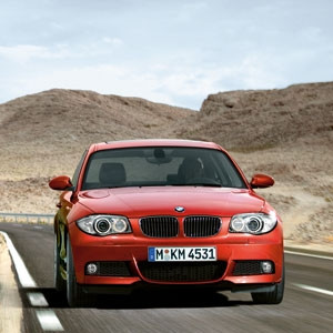 BMW M-Aerodynamikpaket 1er Coupe und Cabrio E82 E88