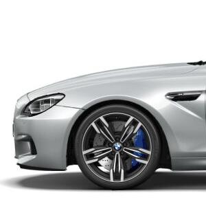 BMW Alufelge M Doppelspeiche 433 10,5J x 20 ET 19 Hinterachse BMW M6 F06, F12, F13