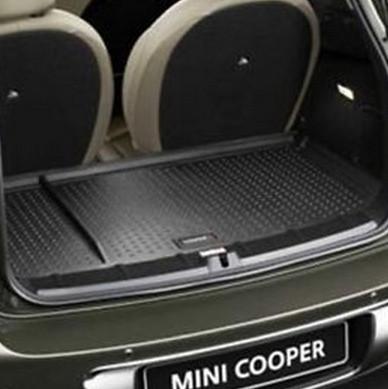 MINI Gepäckraumformmatte mit Cooper S Logo R56 R58 R59