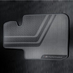 BMW M Performance Fußmatten vorne X3 F25 X4 F26