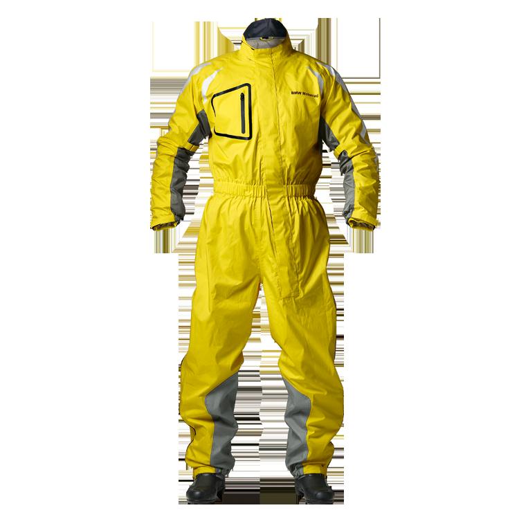 BMW Regenanzug ProRain 3, Unisex, gelb