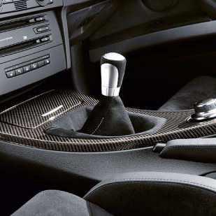 BMW Performance Schaltwegverkürzung incl. Performance Schaltknauf und Schaltbalg 3er E90 E91 E92 E93 325i und 328i 6-Gang