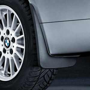 BMW Schmutzfänger hinten 3er E91