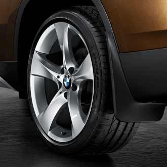 BMW Schmutzfänger hinten X1 F48