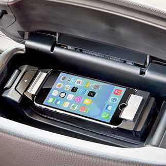 bmw snap in adapter connect iphone 6. Black Bedroom Furniture Sets. Home Design Ideas