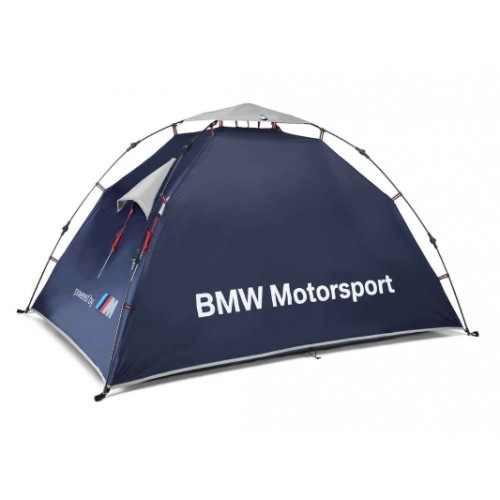 BMW Motorsport Zelt