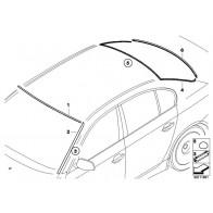 Original BMW 51317115413 Abdeckung Heckscheibe unten 5er